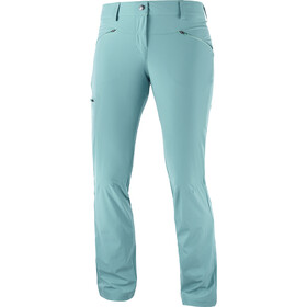 Salomon Wayfarer Straight Pants Damen canton